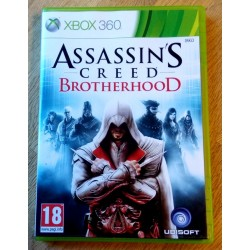 Xbox 360: Assassin's Creed - Brotherhood (Ubisoft)