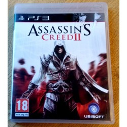 Playstation 3: Assassin's Creed II (Ubisoft)