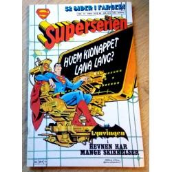 Superserien: 1984 - Nr. 12 - Hvem kidnappet Lana Lang?