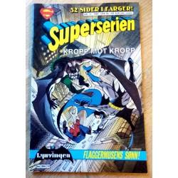 Superserien: 1984 - Nr. 13 - Kropp mot kropp