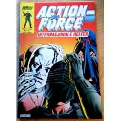 Action Force: 1989 - Nr. 3 - Internasjonale Helter