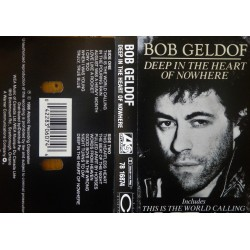 Bob Geldorf- Deep in the Heart of Nowhere