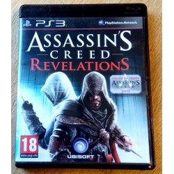 Playstation 3: Assassin's Creed Revelations (Ubisoft)