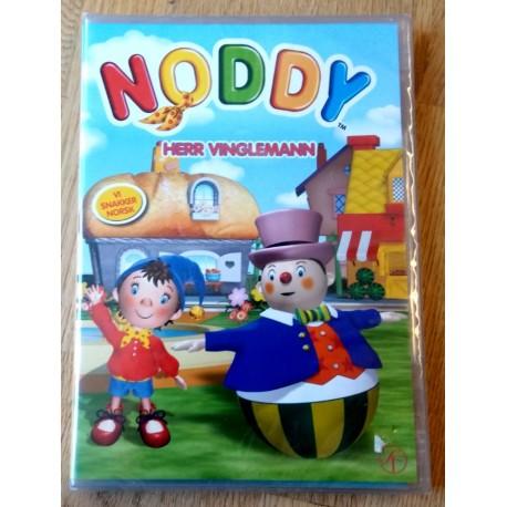 Noddy - Herr Vinglemann - Vi snakker norsk (DVD)