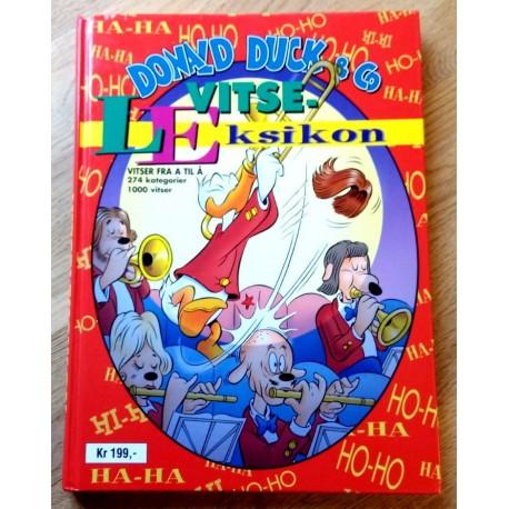 Donald Duck & Co - Vitseleksikon - Vitser fra A til Å