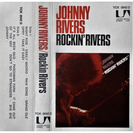 Johnny Rivers- Rockin' Rivers