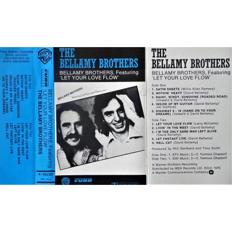 The Bellamy Brothers- Let your love flow