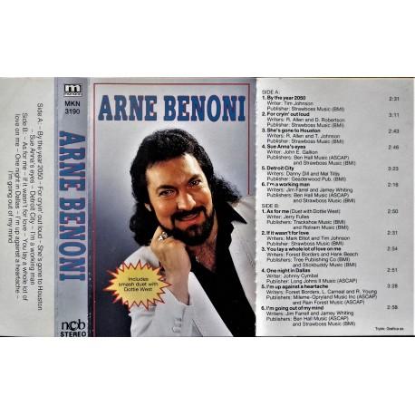 Arne Benoni- As for me