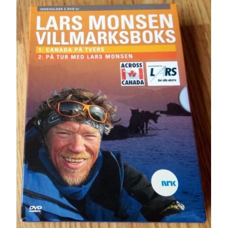Lars Monsen Villmarksboka