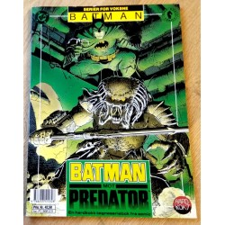 Batman Album II - Batman mot Predator