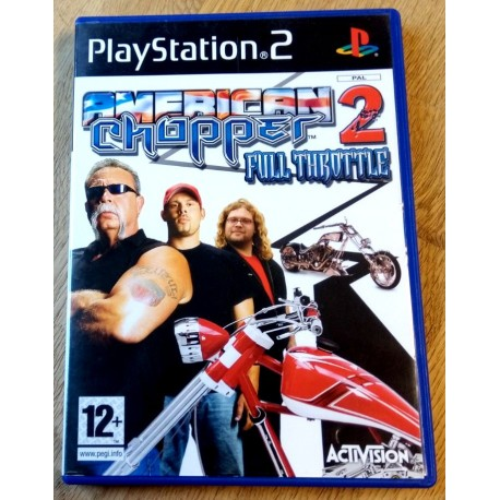 American Chopper 2 - Full Throttle (Activision)