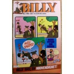 Billy: 1982 - Nr. 1