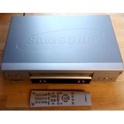 Samsung VHS-spiller - PAL / NTSC -SV-2453X