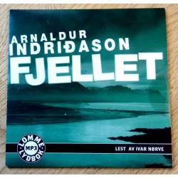 Fjellet - Arnaldur Indridason (MP3 lommelydbok)