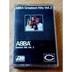 ABBA Greatest Hits Vol. 2 (kassett)