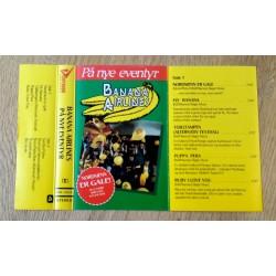 Banana Airlines: På nye eventyr (kassett)