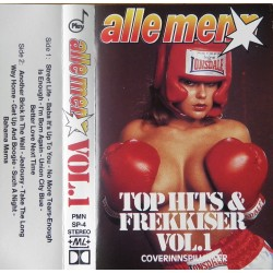 Alle Menn- Top Hits & Frekkiser Vol.1