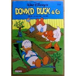Donald Duck: 1982 - Nr. 28 - Med ballongspill
