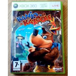 Xbox 360: Banjo-Kazooie - Nuts & Bolts (Rare (Microsoft Game Studios)