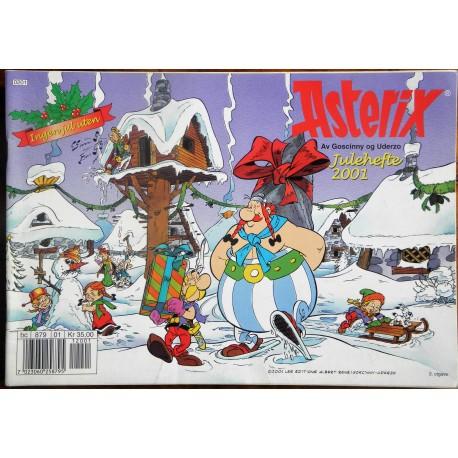 Asterix- Julehefte 2001
