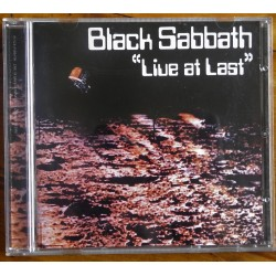 Black Sabbath- Live at Last