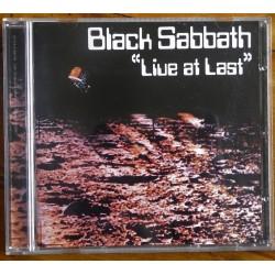 Black Sabbath- Live at Last