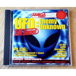 Amiga Format: AFCD 25 - April 1998 - Med UFO Enemy Unknown