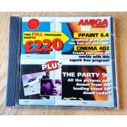 Amiga Format: AFCD 12 - April 1997