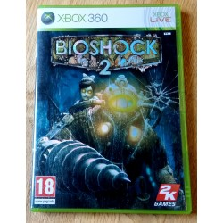 Xbox 360: Bioshock 2 (2k Games)