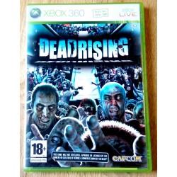 Xbox 360: Dead Rising (Capcom)