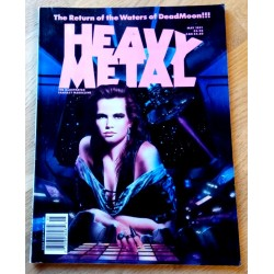 Heavy Metal - 1991 - May - The Return of the Waters of DeadMoon