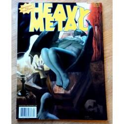 Heavy Metal - 1998 - Fall Special - Richard Corben from Creepy & Eerie!