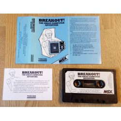 Breakout! - The Great Computer Adventure (Toshiba)