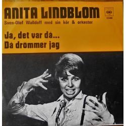 Anita Lindblom- Ja, det var då.....