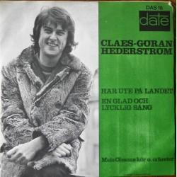 Claes- Göran Hederström- Här ute på landet