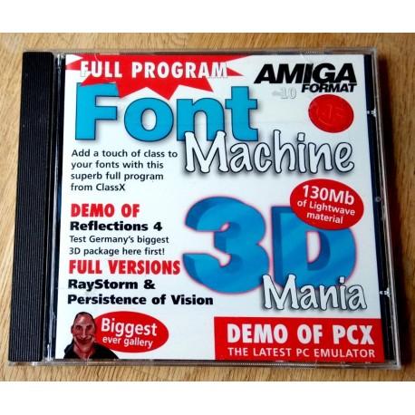 Amiga Format: AFCD 10 - February 1997