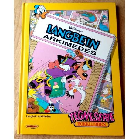 Tegneseriebokklubben: Nr. 82 - Mikrofolket - Langbein