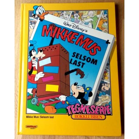 Tegneseriebokklubben: Nr. 77 - Mikke Mus - Felix Flux