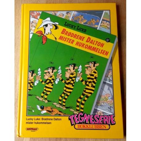 Tegneseriebokklubben: Nr. 84 - Lucky Luke - Mikrofolket