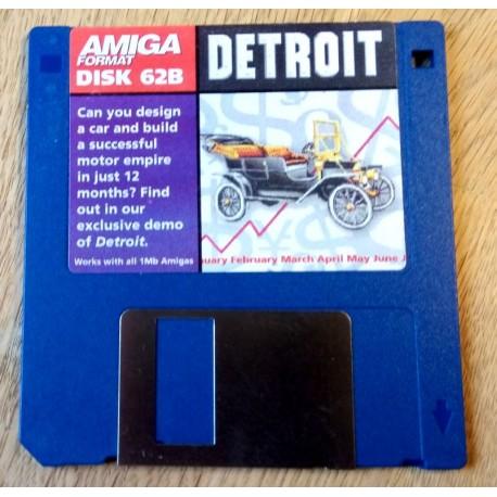 Amiga Format Disk Nr. 62B: Detroit