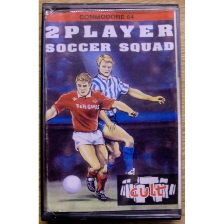 2 Player Soccer Squad