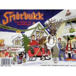 Smørbukk- Julehefte 2003