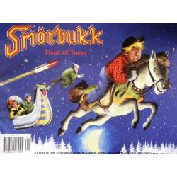 Smørbukk- Julehefte 1999