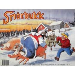 Smørbukk- Julehefte 1995