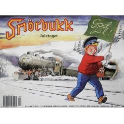 Smørbukk- Julehefte 1997