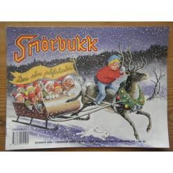 Smørbukk- Julehefte 1992