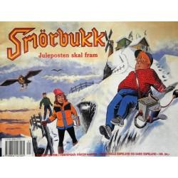 Smørbukk- Julehefte 1998