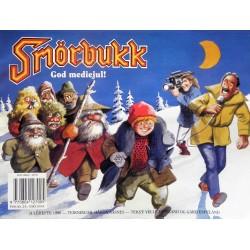 Smørbukk- Julehefte 1996