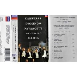 Carreras- Domingo- Pavarotti in concert