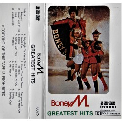 Boney M- Greatest Hits